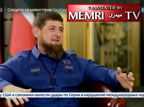 Chechen President Ramzan Kadyrov: We Should Use Force against Any Provocation